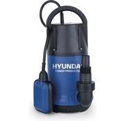 Hyundai Hyundai Dompelpomp 6000 l/h - 250W - voor helder en licht vervuild water