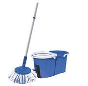 Clever Clean Spin Mop ViralOff met emmer