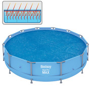 Bestway Bestway Zwembadafdekking à 356 cm voor Fast Set Pool à 366 cm