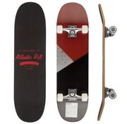 Deuba Deuba Skateboard - ABEC 9 Kogellager PU-dempers - PU-wielen - Veelkleurig
