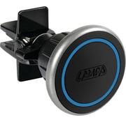 Lampa Lampa Universele Magneet Telefoonhouder voor in de Auto - Sterke Magnetische Smartphone Houder Ventilatierooster - Anti Kras - Inclusief 2 zelfklevende metalen plaatjes