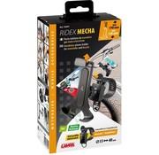 RIDEX MECHA RIDEX MECHA Telefoonhouder fiets / Telefoonhouder motor - universeel - 360 graden instelbaar
