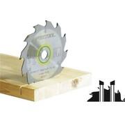 Festool Festool Standaard Cirkelzaagblad Voor TS 75 - 21 x 0,26 x 3 cm - Voor alle houtmateriaal, bouwmateriaalplaten, zachte kunststoffen