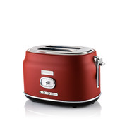 Westinghouse Westinghouse Retro Broodrooster - 2 Slice Toaster - Rood