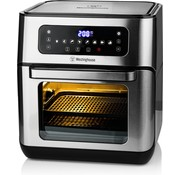 Westinghouse Westinghouse Airfryer Oven - 1500W - 10 liter - Zilver