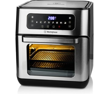 Westinghouse Westinghouse Airfryer Oven - 10 liter - Zilver