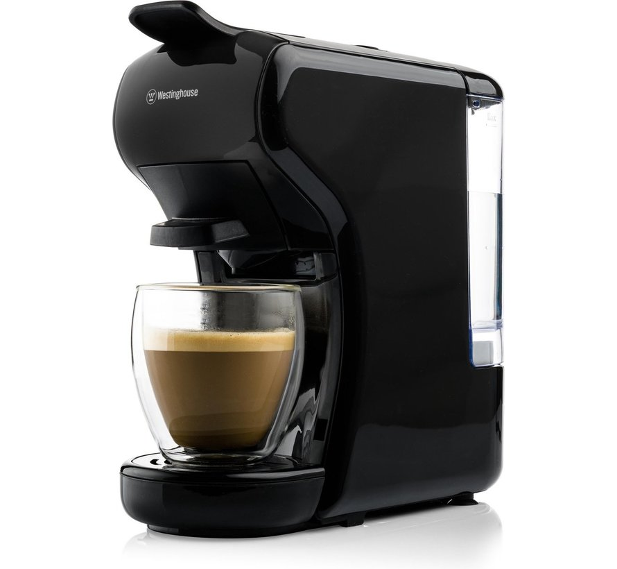 Westinghouse 3-in-1 Koffiecupmachine - Nespresso Dolce Gusto Filterkoffie