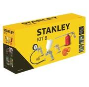Stanley Accessoirekit - 8 Stuks