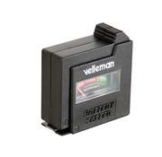 Velleman Batterijtester In Zakformaat