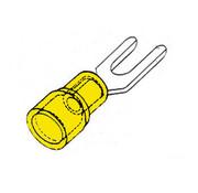 Velleman Gele Kabelschoen 5.3Mm