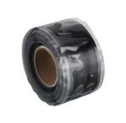 HPX Hpx - Stretch & Fuse Tape - Zwart - 25 Mm X 3 M