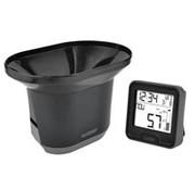 La Crosse La Crosse - Draadloze Pluviometer Met Weergave Binnentemperatuur