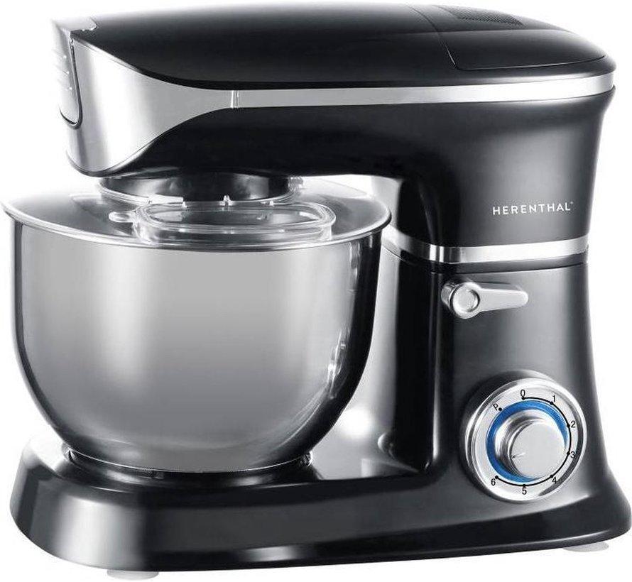 Herenthal Power - Keukenmachine - Zwart