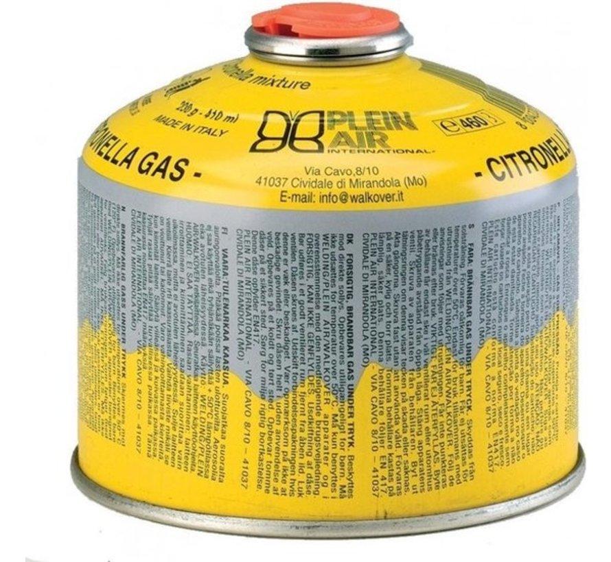 Kemper 230 g butaan & propaan gaspatroon - citronella geur
