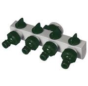 OneTools 4-Weg Waterverdeler