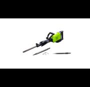 Zipper Zipper ABH1700D Sloophamer/Beitel met extra Zipper Punt Beitel