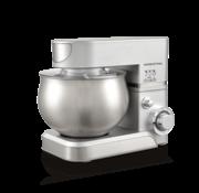 Herenthal Herenthal Keukenmachine PKM1000.472.1 - Staande mixer - 1400 W - 5.0 Liter - RVS - Zilver