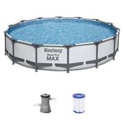 Bestway Bestway Frame Pool Steel Pro™ Set Ø427cm