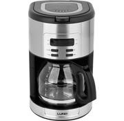 LUND LUND Koffiezetapparaat met timer - 1,8L - 1000W