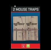 Weitech Weitech Muizenval - Duo Pack