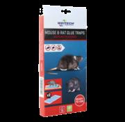 Weitech Weitech Muizen- en Rattenval - met Lijm