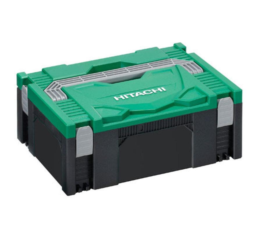 Hitachi koki groen boormachine opbergdoos