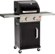 Grillchef by Landmann Grillchef by Landmann Triton 2.0 zwart gasbbq - Gasbarbecue - Barbecue - Grill - inklapbare werkbladen - geschikt voor 8 personen