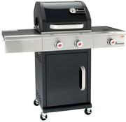 Grillchef by Landmann Grillchef by Landmann Triton 2.1 zwart gasbbq - BBQ - Barbecue - Gasbarbecue - geschikt voor 8 personen