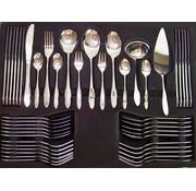 Excellent Houseware Excellent Houseware Bestekset 6 persoons - 60 delig - RVS