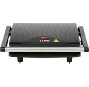 LUND LUND Tosti apparaat/ Panini grill - 750W - Antiaanbaklaag