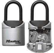 Master Lock Master Lock Kluissleutel Met beugel - XS X-Small grijs