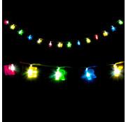 Deuba Deuba Kerstverlichting - Kerstboomverlichting -  LED feestverlichting  -Merry Christmas