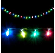 Deuba Deuba LED Kerstboomverlichting - Feestverlichting -  dennenappel vorm