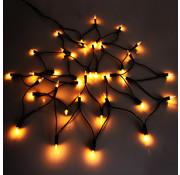Deuba Deuba Feestverlichting - Fairy Lights - Kerstboomverlichting -  Kerst Warm Wit 5,4m Binnen