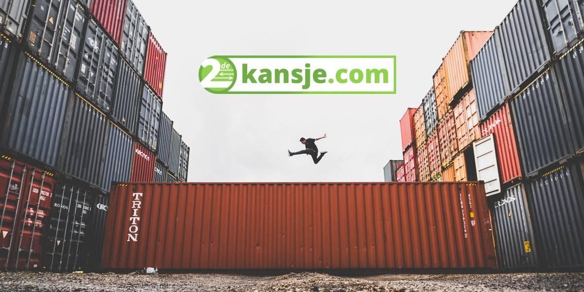 2dekansje.com geeft Internetretouren en Restvoorraad een Tweedekans | 2dekansje.com