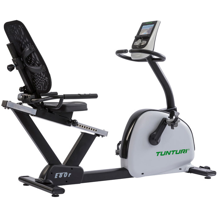 Recumbent Bike Endurance E80R