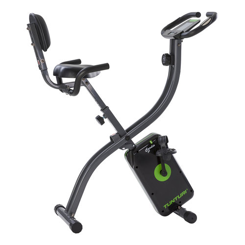 Hometrainer Cardio Fit B25 X-bike met rugsteun