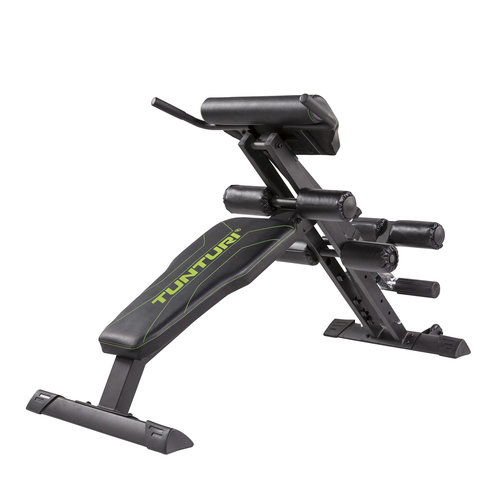 Marcy CT6000 Abdominal Core Trainer /& Hyper Extension Bench