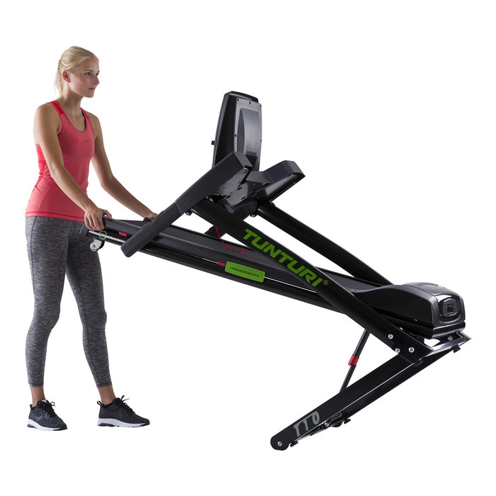 Treadmill Competence T10