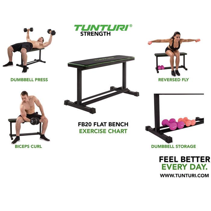 Flat Bench FB20