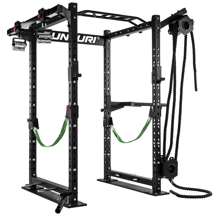 Cross Fit Rack RC20 - Multigrip Pull-up Sliders