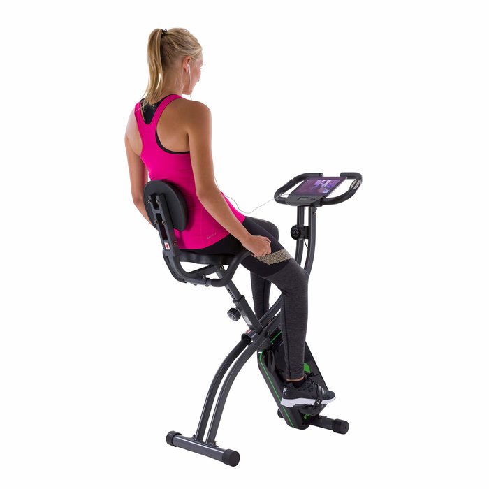 Exercise Bike Cardio Fit B25 X-bike with backrest