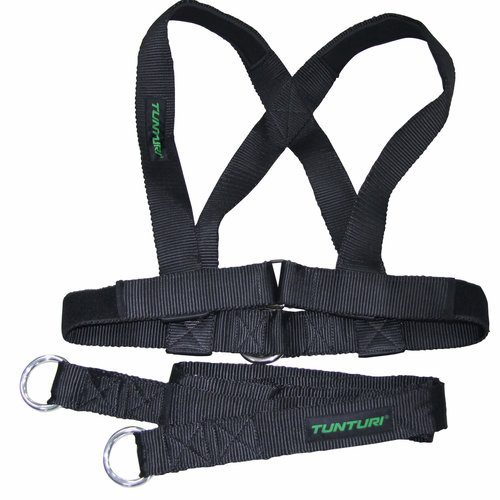 X-shape Pull Harness For Sled
