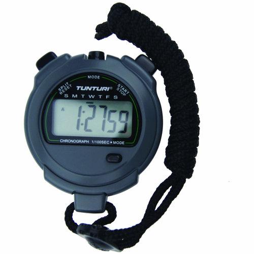 Stopwatch - Digitale Stopwatch - Sport stopwatch - Met 2 Geheugens Voor Tijd