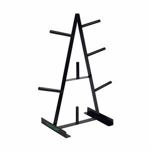 Schijvenstandaard - Halterschijf standaard -Zwart - Ø 30 mm