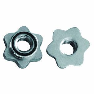 Gewichtsluiters - Schroefsluiters - Halterstangsluiters - Ø 30 mm - 2 stuks