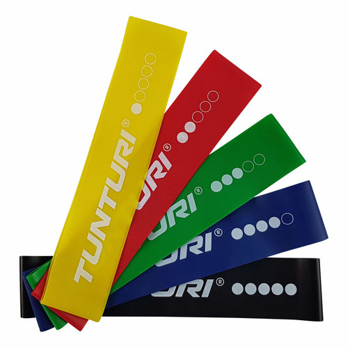 Mini Resistance Band Set 5pcs