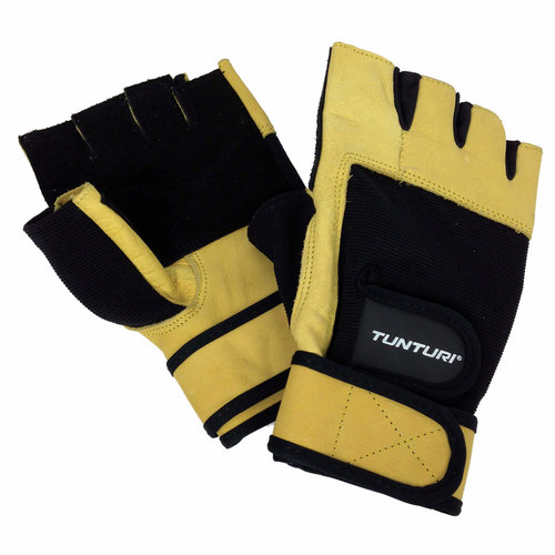 Fitness handschoenen - Leder - High Impact