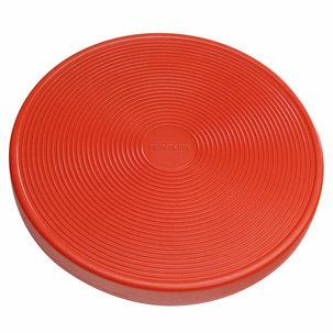 Balance board - Balansbord - Balanstrainer PE - Rood - Ø 40 cm
