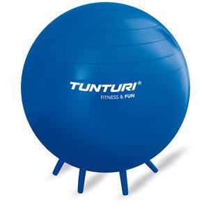 Fitnessbal - ZitBal - Gymball - Ø 65 cm - Blauw